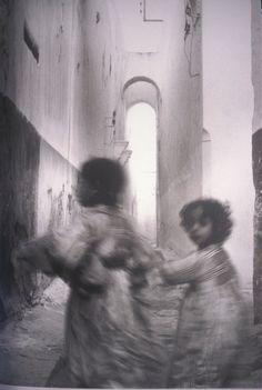 """""""Running Children"""" by Irving Penn"""