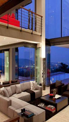 Modern Architecture. -  Nico Van Der Meulen Architects.