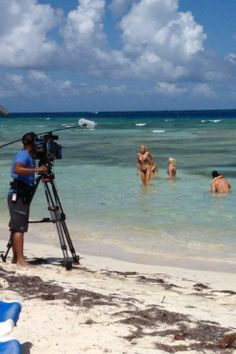 Palomino Island at El Conquistador Resort & Las Casitas Village. Puerto Rico. Behind the scenes filming of The Real Housewives of Beverly Hills. ElConResort.com