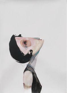 unknown artist, draw, artists, alexandro vasmoulaki, collag, inspir, the artist, portrait, illustr