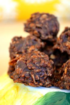 Maca No-Bakes with Cacao and Coconut: Supreme Health benefits and libido benefits as well :)