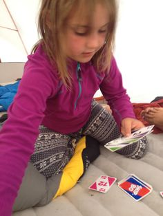 10 things to keep the kids happy while camping! #camping #family #fitfam #outdoorfamily