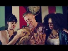 My new favorite music video!  MACKLEMORE - THRIFT SHOP FEAT. WANZ (OFFICIAL VIDEO)