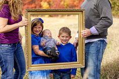 family photos, frame