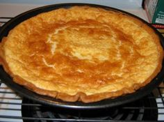 Texas Buttermilk Pie