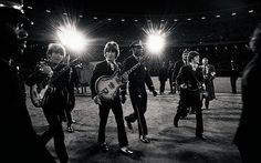 Beatles last public concert at San Francisco's Candlestick Park. The day was August 29th, 1966.