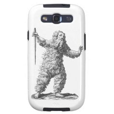 Watch Out for the WildMan - Galaxy S3 Case