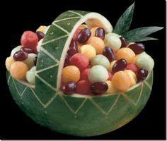 Watermelon Fruit Basket