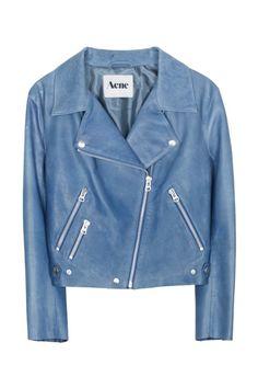 #Acne leather jacket  Leather jacket  #2dayslook #fashion #nice #leatherjacket  www.2dayslook.nl