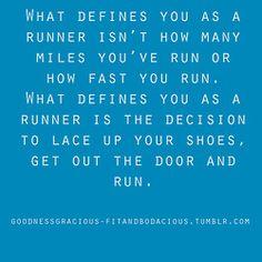 -Running
