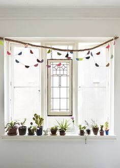 3 Creative Ways to Dress-Up A Window | Justina Blakeney Est. 1979