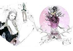 inspir ink, art inspir, art idea, coco fashion, fashion blogs
