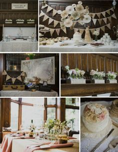recept decor, idea, vintage weddings, wedding vintage, dream, diy 1920s decor, vintage candy, pinwheel, 1920's wedding decor