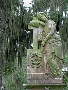 Bonaventure Cemetery. Savannah, Georgia