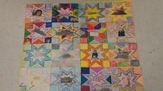 Quilt Blocks - Flathead Valley Community College