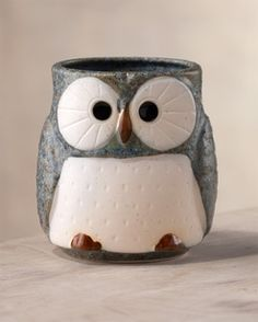 Owl coffee mug - NEED it!