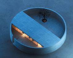 The Ring House & Atelier by Marwan Zgheib