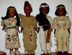 Native American dolls