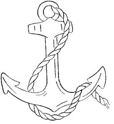 Free vintage embroidery patterns...I love anchors....will totally be doing this!!!