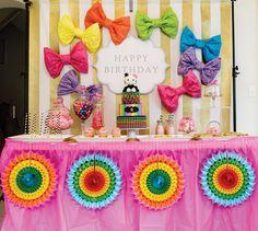 Rainbow Hello Kitty!