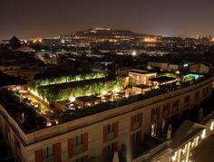 Casual & Premium. La Isabela Terrace Restaurant in Las Ramblas – Hotel 1898 Barcelona
