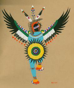kiowa indian art