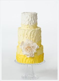 If I could have a yellow lemon wedding cake at my wedding it wld make me more happy then marrying the groom