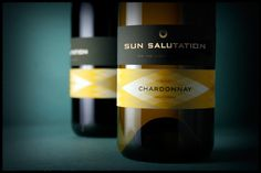 Force & Form®: Sun Salutation Winery Branding & Packaging