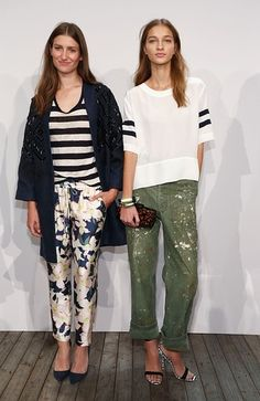All the Looks: J. Crew Fall 2014 | StyleCaster