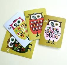 owl deck of cards