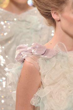Shimmering Details * Chanel Spring 2010