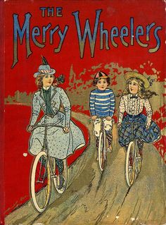 The Merry Wheelers -1899