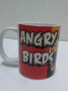 Mug de Angry Bird.