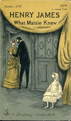 Edward Gorey's Vintage Paperback Covers for Doubleday Anchor