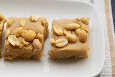 Bake or Break | Salted Nut Squares