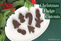christma extravaganza, fudg recip, easi stepbystep, stepbystep instruct, fudg cutout, christma idea, blog, christma fudg, kid