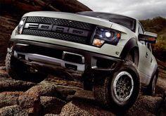 2013 Ford Raptor Wallpaper HD