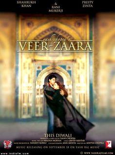 Veer-Zara - Shah Rukh Khan