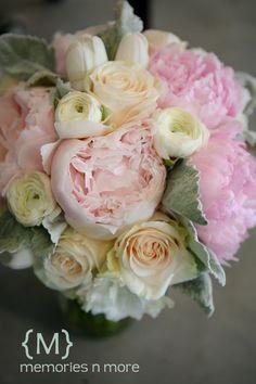 Peonie Tulip Rose Bouquet