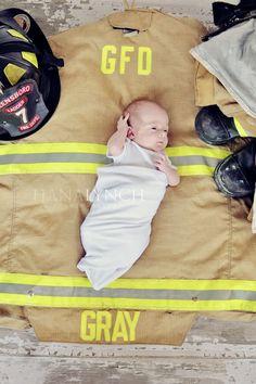 Fireman Baby