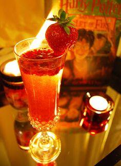 Harry Potter Mixology: The Goblet of Fire Cocktail Concoctions Edition | Fleur Delacour