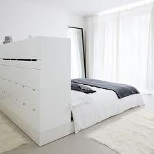 idea for half wall as headboard/closet/bathroom divider