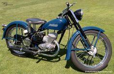 1954 Harley Davidson Hummer? Oooooh drool