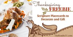 FREEBIE Thanksgiving