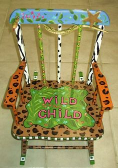 Wild Child Rocker