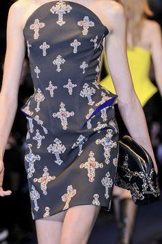 Versace Fall 2012 - Details