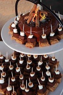 Smores dessert
