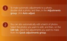 How to Auto-Adjust photos in Windows