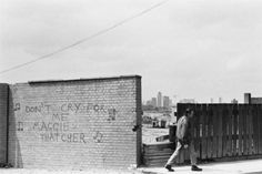 Isle of Dogs. Mike Seaborne, c1984