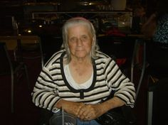 """My Mom Mary Sanders born 10-08-1921 passed 12-18-2010"" ~George"
